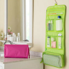 Large Space Hanging Organizer Cosmetic Storage Bag For Travel/Wash Bag Bathroom