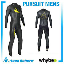 AQUA SPHERE MENS TRIATHLON PURSUIT WETSUIT TRIATHLON WETSUIT SWIMMING
