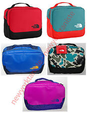 The North Face Bc Flat Toiletry Kit Bag New TNF  Red - Blue - Green - Light Blue