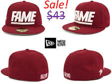 Hall of Fame Men New Era 59Fifty Fitted 2nd Sucks Logo Hat Cap Clothing Apparel