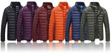 Uniqlo Brand New Men Ultra Light Foldable Down Jacket Coat Parka