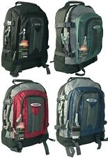 JEEP LAPTOP TRAVEL CABIN HAND LUGGAGE COLLEGE HIKING BACKPACK RUCKSACK BAG NEW
