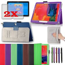 """Smart PU Leather Case Cover w/ GIFT Bundles For Samsung Galaxy NOTE Pro 12.2"""""""