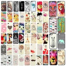 Hot Various Painted Pattern Phone Hard Back Skin Case Cover for IPhone 4 4S 5 5C