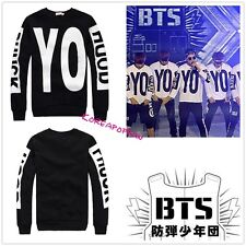 Bangtan Boys Kpop BTS G-dragon gd 2ne1 jumper sweater New