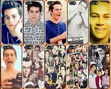 Dylan O'brien for iPhone 6 6+ 4S 5/5S 5C Samsung Galaxy S3/4/5 Note 2/3/4 Case