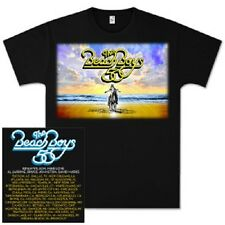 The Beach Boys 50Th Anniversary Tour Black T-Shirt New Music Band M-XL Licensed
