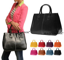 LADIES DESIGNER STYLE GRAB BAG PURSES SATCHELS WOMENS SHOULDER BAG TOTE HANDBAG