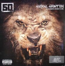 50 CENT - Animal Ambition: An Untamed Desire To Win - 2xLP + MP3 download code