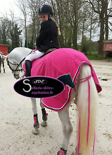 Extensions crins chevaux