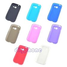 Matte TPU Silicone Gel Case Cover For Samsung Galaxy Star Pro S7260 Duos S7262