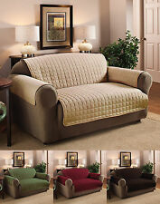 Luxury Quality Microfiber Pet Dog Sofa Furniture Protector Cover