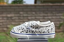 VANS VAULT OG AUTHENTIC LX CAMP SNOOPY SZ 4.5 T- 10 T TODDLER WHITE VN OUCZDD6