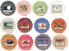 Yankee Candle Wax Tart Melts Variety Of Fragrances