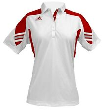 Adidas Scorch Womens Short Sleeve Polo Shirt Soccer Golf Coach Many Size&Colors