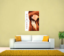 Hair care, Hair Salon, Hairdresser Barber BIG POSTER, Various sizes from A3