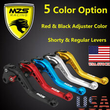 Clutch Brake Six Colors CNC Levers For Kawasaki NINJA 650R (ER-6f ER-6n) 09-2011