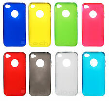 iPhone 4 / 4S TPU silicone protection Pouch Case Skin Cover 4G / 4GS diff