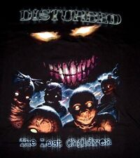 Disturbed The Lost Children Heavy Metal Band Adult T-Shirt Tee Brand New