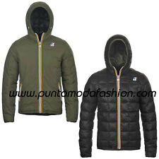 Giacca uomo K-way mod. Jacques Thermo Plus Double Autunno/Inverno 2014/15