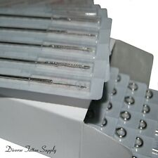 25 Disposable Sterile Tattoo Needle Round Liner Kit