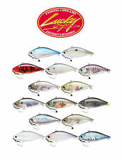 LUCKY CRAFT LV 500GP BLADE SPINNER LIPLESS CRANKBAIT choose colors
