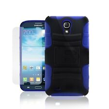 Heavy Duty Rugged Impact Hard Durable Cover Case for Samsung Galaxy Mega 6.3