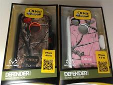 Otterbox Defender For Apple Iphone 4 4S Real Tree Camo with Belt Clip Holster