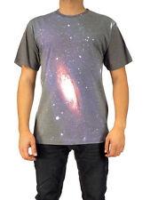 Marc Clark Marcc Galaxy Milky Way Outer Space Gugu Sublimation T-Shirt