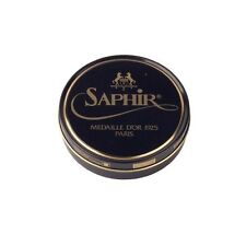 SAPHIR MEDAILLE D'OR 1925 PATE DE LUXE 100ML WAX SHOE POLISH SHOEWAX