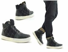 MENS GENTS PRIMARK AUTHENTIC BRANDED HI TOP MID SPORTS BOOTS TRAINERS SHOES SIZE