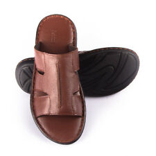 US 7-11 GENUINE LEATHER---Handmade Cushioned Sandals- Leather lining