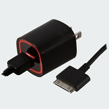 OEM 2.1amp Rapid Home Wall AC Charger + 30 Pin Cable USB for iPhone 3 3G 4 4S