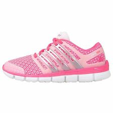 Adidas CC Crazy W Pink White 2014 Womens Lightweight Jogging Running Shoes