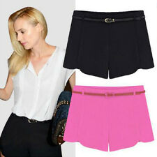 New Women Ladies Casual High Waist Shorts Summer Shorts Short Hot Pants 5 Colors