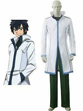 Fairy Tail Gray·Fullbuster Cosplay Costume Tailored
