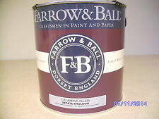 Farrow And Ball Estate Emulsion 2.5Lt