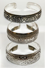 HOT! TIBETAN TIBET SILVER TOTEM BANGLE CUFF BRACELET THREE STYLE