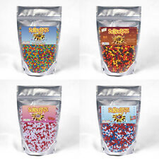 1 LB SunBursts Candy Coated Chocolate Covered Sunflower Seeds Kernels 27Colors