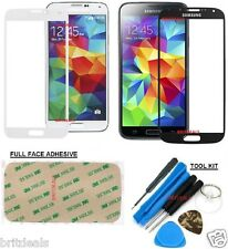 GENUINE GLASS FRONT REPLACEMENT SCREEN FOR SAMSUNG GALAXY NOTE 2 3 S3 S4 MINI S5