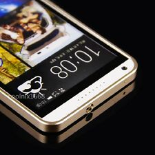 NEW LUXURY Ultra-thin Aluminum Metal Bumper Frame Case Cover For HTC Desire 816