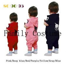 Baby Polo Romper One piece sets 100% Cotton Kids suits Jumpsuits Toddler Outfits
