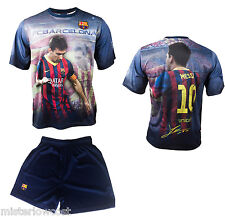 Maillot + short - Lionel MESSI N°10 - BARCA - Collection officielle FC BARCELONE