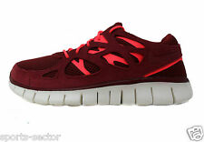 Nike Free Run 2 Mens Running Trainers Team Red Size 10  537732 606