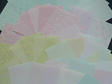 Kanban Papers - 20x A5 (Genuine size as sourced) Mixed Designs - Colour Options