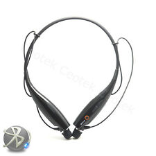 Wireless Bluetooth Handfree Headset Headphone Stereo for iphone Samsung LG HTC