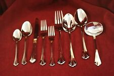 Mikasa Lyons Gold Accent 18/10 Stainless Flatware Your Choice