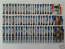 DR WHO ALIEN ATTAX 50TH ANNIVERSARY SINGLE BASE CARDS **CHOOSE FROM MENU**