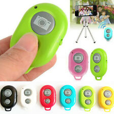 Wireless Bluetooth Camera Remote Control Shutter For iPhone 5S 5C 5 4S 4 Samsung