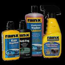 RAIN X RAIN-X RAIN REPELLENT for WINDSCREEN WINDOW & ANTI-FOG TREATMENT 200ml